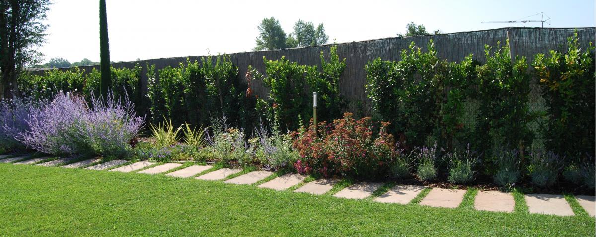 Favilla pietro vivai for Progettazione giardini lucca